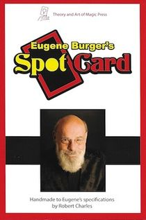 "Eugene Burger's ""The Spot Card"" (PROP ONLY)"